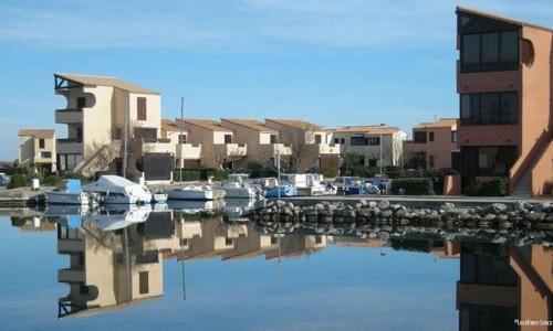 La Marina d'Aphrodite Village Naturiste - © Locations-Leucate.com