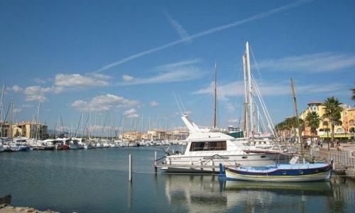Quais de Port Leucate - © Locations-Leucate.com